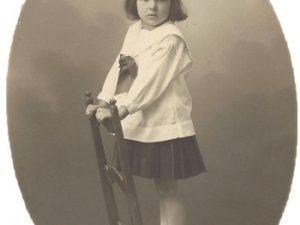 Olive, fille d'aigle