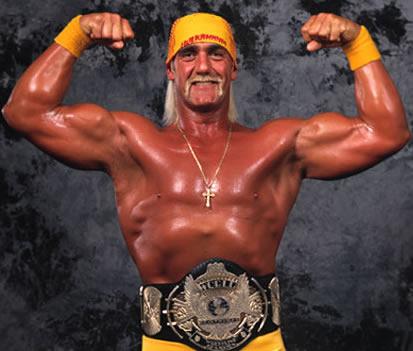 Hulk Cyrano Hogan De Bergerac, 2,01 mètres, 137 kilos.
