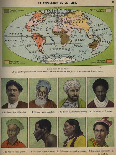 C'est dans les vieilles valeurs qu'on fait le meilleur antiracisme : il a remplacé les races par des communautés
