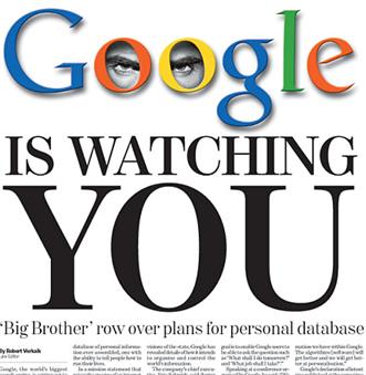 Les partis uniques en ont rêvé, Google et Facebook l'ont fait