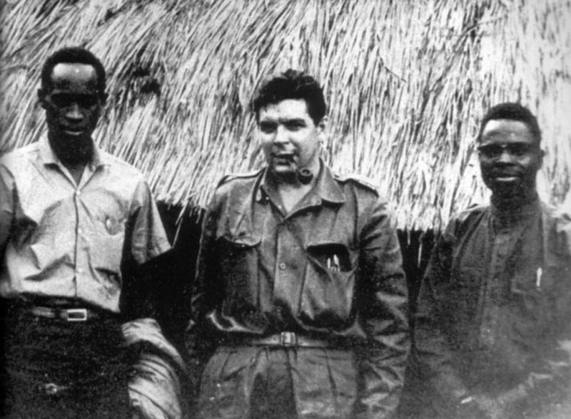 Le Che et deux Nègres