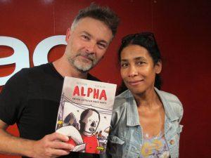Alpha (et moi) en Espagne